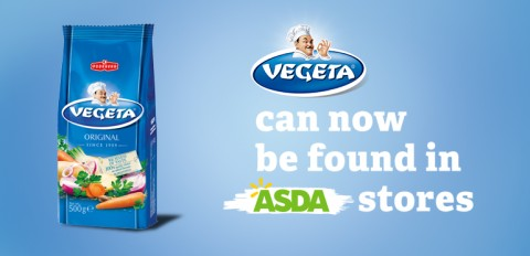 Find Vegeta products in ASDA store